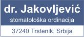 Stomatološka ordinacija dr. Jakovljević